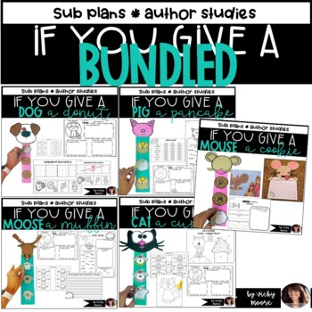 #thriftythursday If You Give a... Bundled