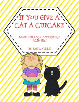 If You Give a Cat a Cupcake Book Activities