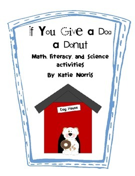 If You Give a Dog a Donut Book Activities