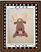 If You Give a Moose a Muffin Craftivity