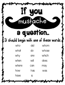 "If You ""MUST""ache a Question Poster"