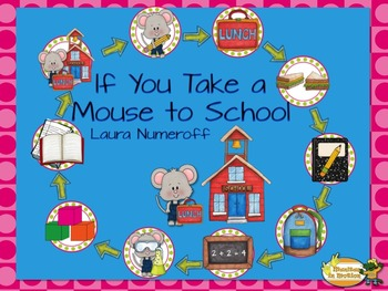 If You Take a Mouse To School: Book Companion for Pre-K/Kd