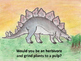 If You Were a Dinosaur