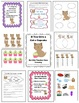 If You Give A Cat A Cupcake -  5 centers & 4 worksheets (3