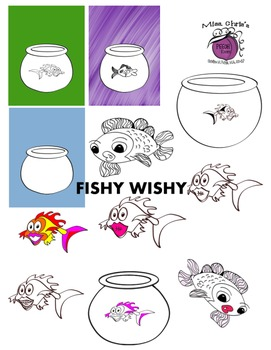 If you  wishy for a fishy. . . . here are some for {FREE C
