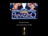 Il Nuovo Cinema Paradiso futuro pronomi Giuseppe tornatore