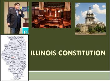 Illinois Constitution PowerPoint Lesson