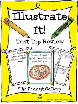 Illustrate It! (Reading Test Tip Review)