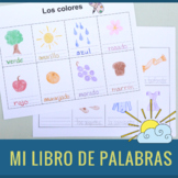 Illustrated Book of Words in Spanish/ Mi libro de palabras
