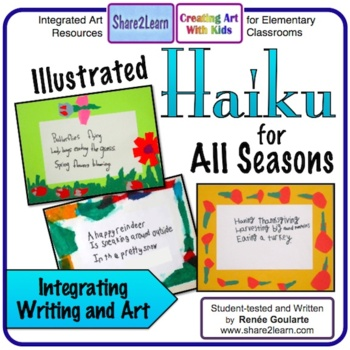 Haiku for All Seasons - Integrated Writing and Art Lesson
