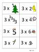 Illustrated Multiplication Flash Cards