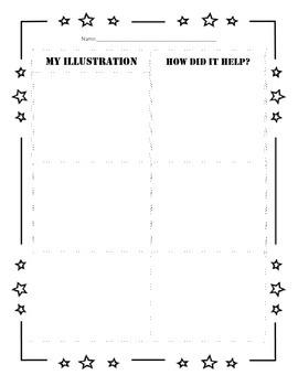 Illustration Graphic Organizer