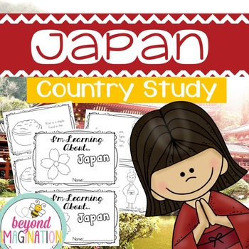 Japan Country Study | 48 Pages for Differentiated Learning