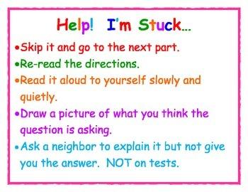 I'm Stuck