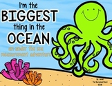 I'm The Biggest Thing In The Ocean {measuring inches and c