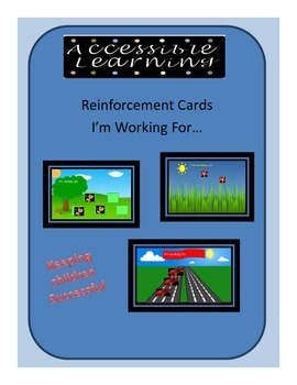 I'm Working For.... Cards and Tokens