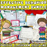 Effective Behavior Management Bundle:Printables for Autism