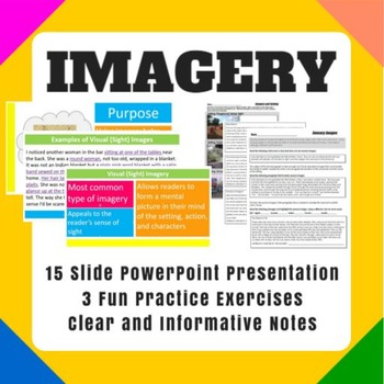Imagery in Reading and Writing