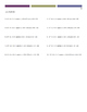 Imaginary Solutions Quiz (pdf) example:  9x2 + 9x + 7 = 0
