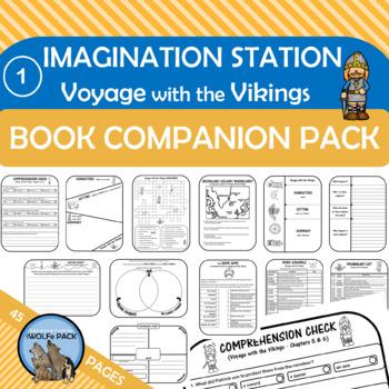 Imagination Station: Voyage with the Vikings Novel Study C