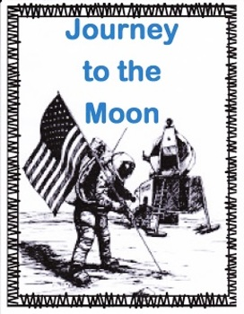 Journey to the Moon:  Imagine It - Grade 3