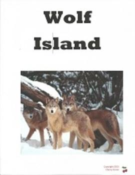 Wolf Island:  Imagine It, Grade 3