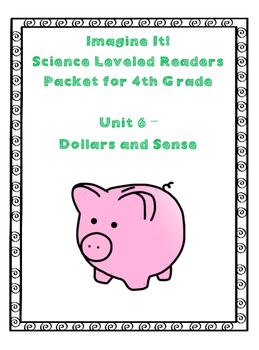 Imagine It Grade 4 Unit 6 Science Leveled Reader Activities