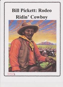 Bill Pickett:  Rodeo Ridin' Cowboy Imagine It Grade 5