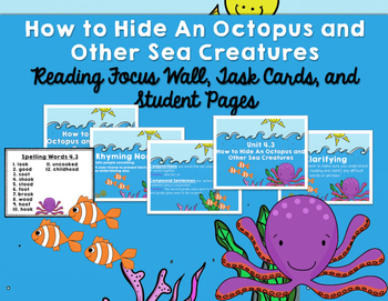 "Imagine It ""How to Hide An Octopus""  Unit 4.3 Reading Focu"