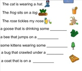 Imagine It! Kindergarten Phonics SMART lesson Unit 1, Less