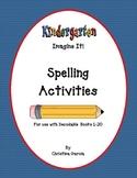 Imagine It!-Kindergarten Spelling Activities