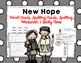 "Imagine It ""New Hope"" Unit 6.2 Reading Focus Wall"
