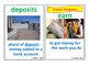 Imagine It! Unit 3 Around the Town Vocabulary Cards