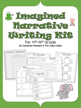 Imagined Narrative Writing Kit