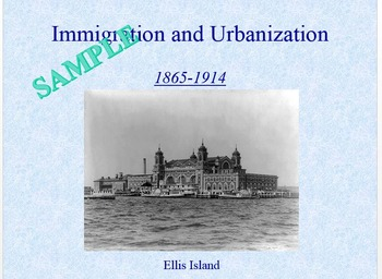 Immigration History