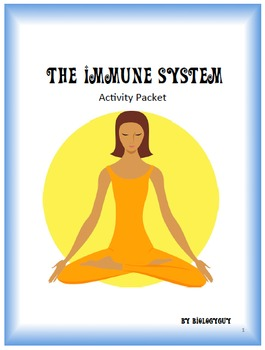 Immune System, Activity Packet