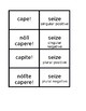 Imperative All conjugations Latin verbs Concentration game