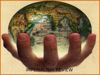 Imperialism PowerPoint Review/Test Questions with animated