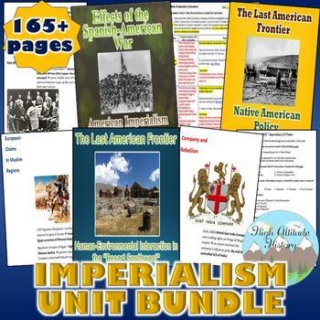 Imperialism Unit / Imperialism *Unit Bundle* (World Histor