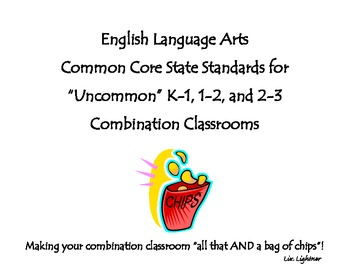 Implementing Common Core Standards in an Uncommon or Combi