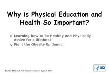 Importance 0f PE Presentation