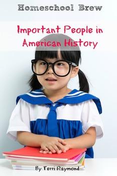 Important People in American History (Kindergarten Grade S