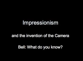 Impressionism PowerPoint