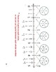 Improper Fractions and Mixed Numerals on Number Lines and