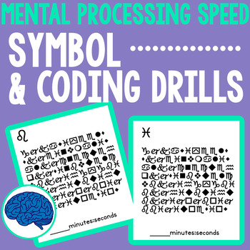 Improve Mental Processing Speed | Therapeutic Activity for