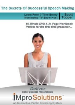 Improve Speaking Skills: Public Speaking Training 24-Page