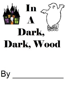 In A Dark, Dark Wood Workbook