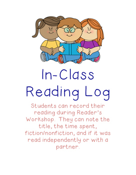 In-Class Reading Log