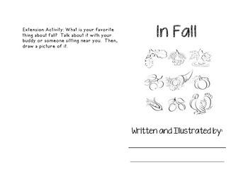 In Fall Little Book Fall Walk