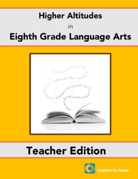 In Flight with Eighth Grade Language Arts - Teacher's Edition